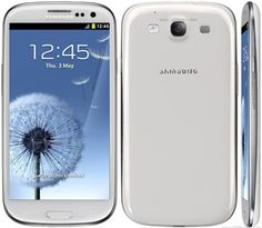 How to recover deleted contacts from Galaxy S3/ Galaxy S III I9300?
