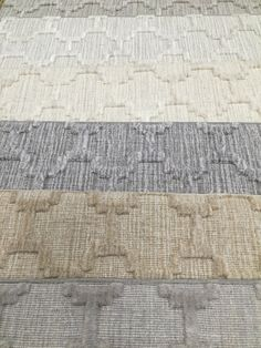 New arrival - Rosecore wool & viscose blend.  Offered for wall to wall installation or area rugs of any size.  Purchase at Hemphill's Rugs & Carpets Costa Mesa, CA