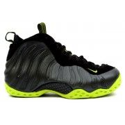 314996-003 Nike Air Foamposite one black black bright cactus B02002 $99.99  http://www.blackonshoes.com/