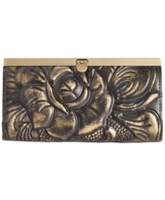 Patricia Nash Metallic Nights Cauchy Wallet | macys.com