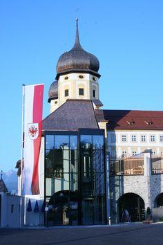 Orangerie Stift Stams Innsbruck, Salzburg, Bavaria, Vienna, Austria, Mansions, House Styles, Patio, Linz