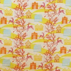 Must have! Anna Maria Horner - Forest Hills in sweet Little Folks fabric
