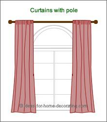 Arched Window Treatments Arch Windows Curtains For