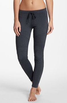 Solow Moto Running Leggings available at #Nordstrom #solowstyle