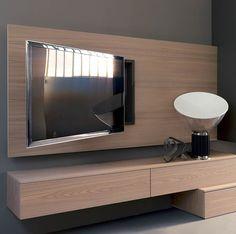 Risultati immagini per pannello porta tv orientabile