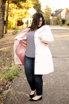 plus size winter jackets coats cold weather layers ootd fashion crystal coons sometimes glam