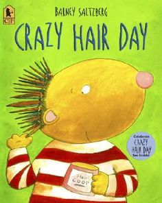 Crazy Hair Day - Barney Saltzberg