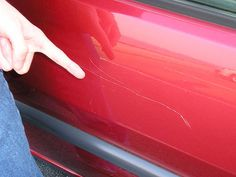 Make those scratches disappear with PaintScratch products.