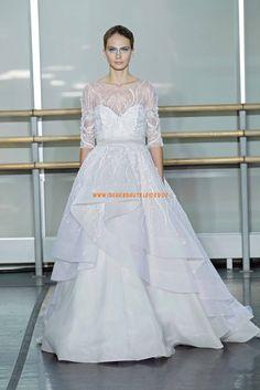 Aparte Romantische Hochzeitskleider aus Organza