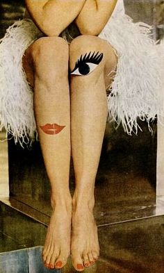 Peep show feels Surrealism Picture by Milton H.Greene for LIFE Magazine, May 1966 Art Photography, Fashion Photography, Creative Photography, Tatoo Henna, Foto Fashion, Life Magazine, Looks Cool, Steam Punk, Editorial Fashion