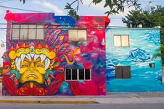 A Mural Tour in Tulum - The New York Times