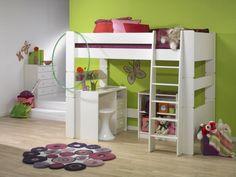 Wenn Der Platz Knapp Ist Oder Zwei Kinder Sich Ein Zimmer Teilen Müssen Ist  Ein Hochbett Immer Eine Gute Idee. Dank Der Verschiedenen Materialien, .
