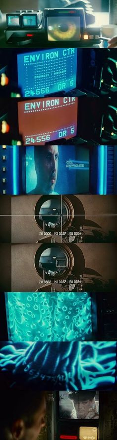 Composition & Color Analysis of Blade Runner (1982)