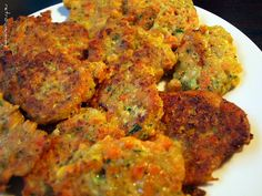 curried vegetable fritters | done in my thermomix and so goo… | Flickr