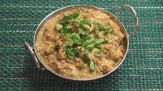 Chicken Korma (curry)