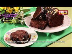 Chec cu nuci - rețetă video • Revista Practic în bucătărie Desserts, Food, Tailgate Desserts, Deserts, Essen, Postres, Meals, Dessert, Yemek