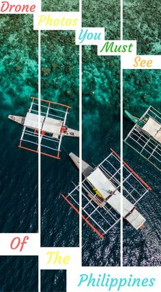 Drone photos you must see of the Philippines. Amazing Drone Photos of the Philippines taken by the Divergent Travelers Adventure Travel Blog. You could spend a lifetime trying to see the many faces this country has to offer, so each time we visit we trave