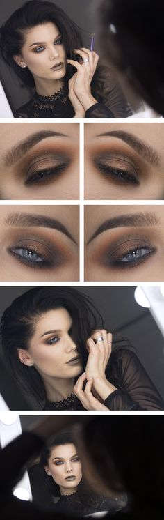 Supernatural Smokey eye