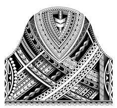 Maori half sleeve ornament. Maori ethnic style for tribal tattoo design vector illustration Polynesian Tattoo Designs, Tribal Tattoo Designs, Tribal Tattoos, Tatoos, Free Vector Images, Vector Free, Maori Tattoo Arm, Chanel Boy Bag, Half Sleeves