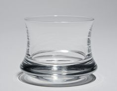 "Glass from the ""Romantica"" Service Designed by Tapio Wirkkala, Finnish, 1915 - 1985. Made by Iittala Glassworks, Iittala, Finland, established 1881. Philadelphia Museum of Art - Collections Object :"