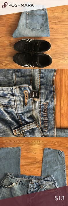 Men's Gap Jeans Great used condition, premium boot cut size 33x32 GAP Jeans Bootcut