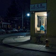 Frank Gross: Based on a True Story Cinematic Photography, Urban Photography, Night Photography, Street Photography, Window Photography, Nocturne, Night Window, Edward Hopper, City Aesthetic