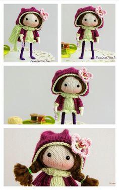 Amigurumi Doll Free Pattern —Amigurumi doll crochet free pattern Amigurumi Doll, Free Crochet, Free Pattern, Crochet Patterns, Teddy Bear, Dolls, Crochet Granny, Puppet, Sewing Patterns Free