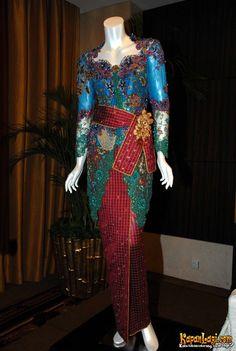 'Masterpiece Royal Sulam' INOVASI #KEBAYA AMY ATMANTO