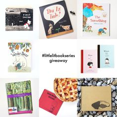 Little Lit Book Series Giveaway | @littlelitbookseries on Instagram