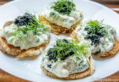 Тост Скаген (шведская кухня)