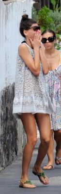 Giovanna Battaglia beach cover up