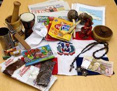 Dominican Republic Culture Kit
