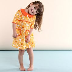 Perfectly retro-styled dress by Paulina Quintana. On #zulily!