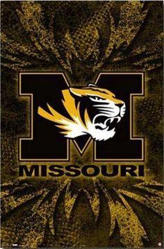 Missouri Tigers... 7-0!!! Amazing! I love it!