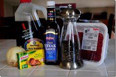 Maid-Rite Recipe