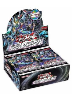 Yugioh Wing Raiders Boosters