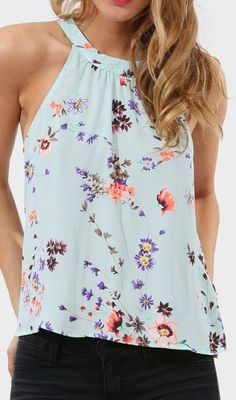 Not usually a fan Of florals but I like this