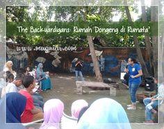 Mugniar's Note: The Backyardigans: Rumah Dongeng di Rumata'  Simak di: http://www.mugniar.com/2016/02/the-backyardigans-rumah-dongeng-di-rumata.html