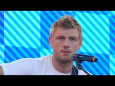 Backstreet Boys - Back to Your Heart - Soundcheck - Tuscaloosa (with Gary Baker) 8/27/13 - YouTube  he is so hot sex  i love you nick carter and they boys are great singers