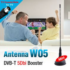>> Click to Buy << New 5dBi Antenna Aerial IEC Connector Digital Freeview For DVB-T TV HDTV Indoor HD Gain Hot Free shipping Better Signal #Affiliate
