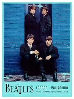 "The BEATLES London Palladium 1963 Concert Poster $8.00 • 100% Mint unused condition • Well discounted price + we combine shipping • Click on image for awesome view • Poster is 12"" x 18"" • Semi-Gloss Finish • Great Music Collectible - superb copy of original • Usually ships within 72 hours or less with tracking. • Satisfaction guaranteed or your money back.Go to: Sportsworldwest.com:"