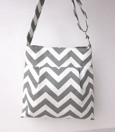 chevron purse