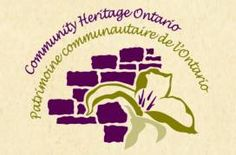 Community Heritage Ontario CHO PCO Home Page