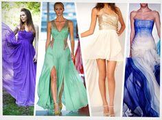 Si tienen una boda en la playa seguro están buscando ideas para su vestido. En esta fotogalería les presentamos las tendencias de la temporada con tonos, cortes y estilos súper elegantes: