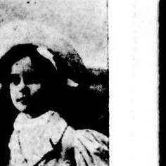 11 Sep 1909 - LITTLE MISS YVONNE DESCHAMPS - Trove