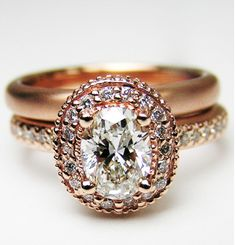 rose gold--  oo, interesting!