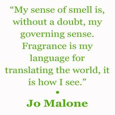 Jo Malone Perfume Quotes, Jo Malone, Daily Quotes, Language, Fragrances, Instagram Posts, Fragrance, Daily Qoutes, Quote Of The Day