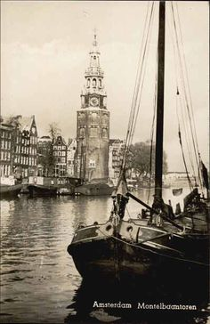 Dutch Golden Age, Tower Building, I Amsterdam, Fishing Villages, Life Goes On, 12th Century, Netherlands, Holland, To Go