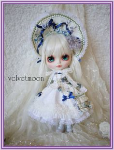 ◆Blue Rose◆ブライスOF~velvetmoon~_画像2
