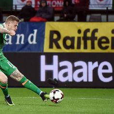 Roy Keane 'would have killed me' if I missed winner - James McClean